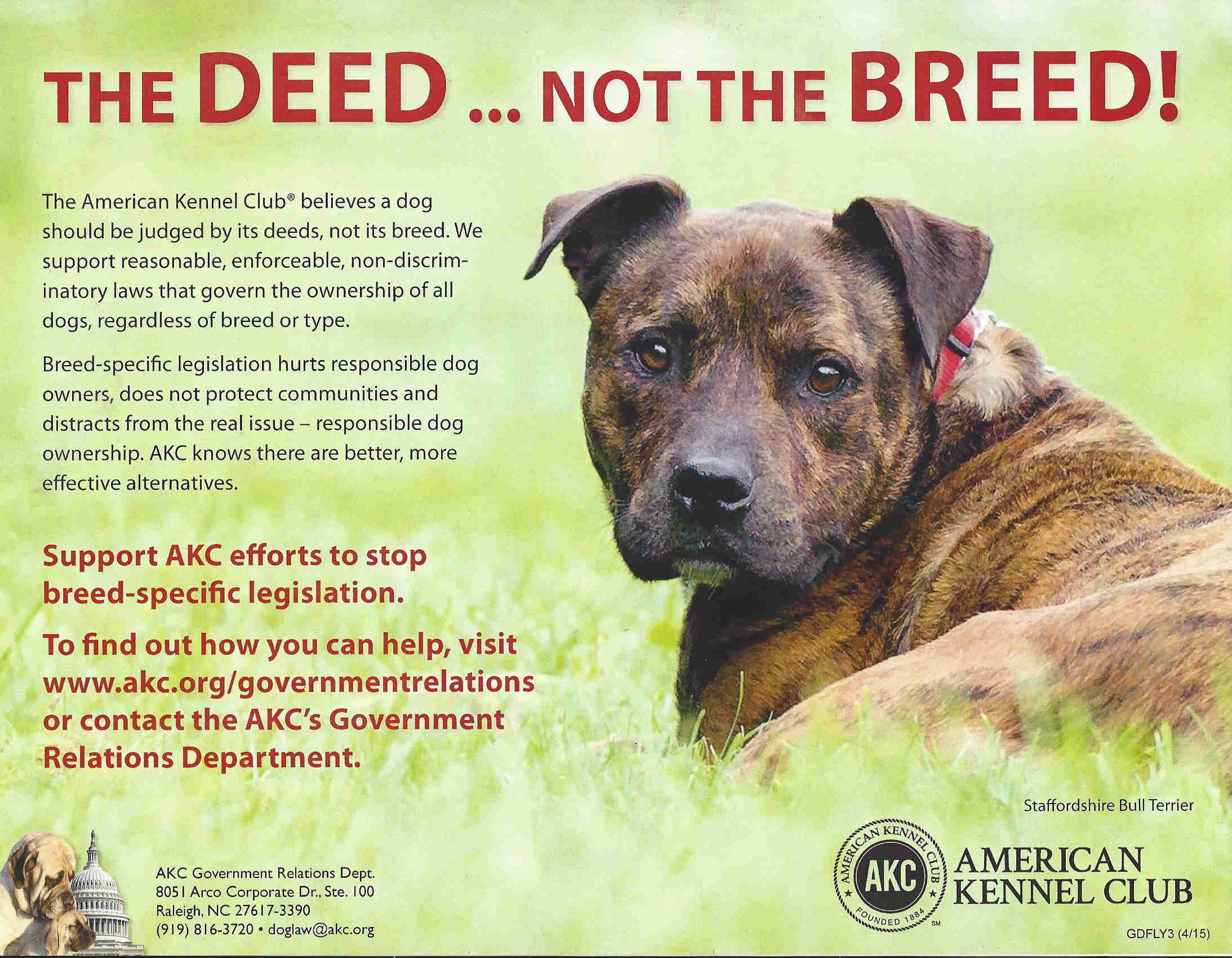 breed ban laws